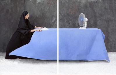 Maïmouna Guerresi, 'Salt wind, annunciazione ', 2013