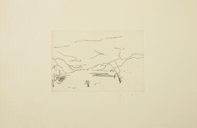 Barry Flanagan, 'Loch Ness 2', 1976