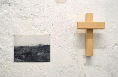 Satoshi Hashimoto, 'CROSS AND REFERENCE: GRAVE', 2018
