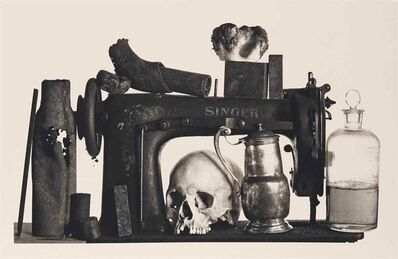 Irving Penn, 'Sewing Machine with 13 Objects, New York', 1980