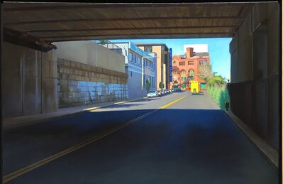 Ed Stitt, 'Jillian's from Under Bowker', 2015