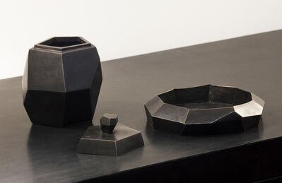Elizabeth Garouste and Mattia Bonetti, 'Dish & Box 'Petra'', 1999