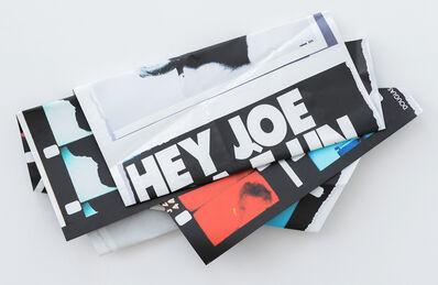 Olaf Metzel, 'Hey Joe', 2018