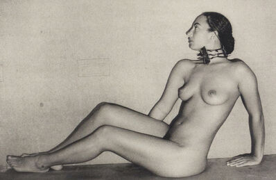 Sheila Metzner, 'Nude with One Thing On', 1999