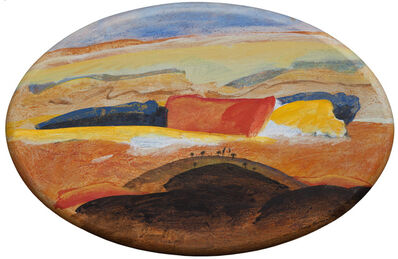 Paolo Buggiani, 'Tuscany - Italian Landscape', 2010