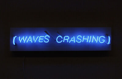 Nick McKnight, 'Waves Crashing', 2020