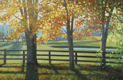 Bradley Stevens, 'October Light ', 2011