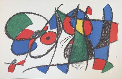 Joan Miró, 'Originale Non Firmata VIII', 1975