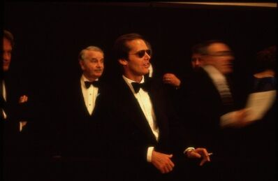 Robert Cumming, 'Jack Nicholson, Academy Awards, 1978', 1978/2013