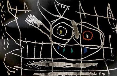 Joan Miró, 'Couple d'Oiseaux', 1966