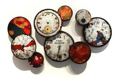 Judith Kindler, 'Time = Illusion'