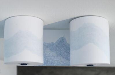 Ana Bidart, 'Record (blue)', 2014