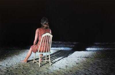 Robert Schefman, 'On The Edge of the Moon', 2019