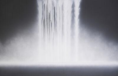 Hiroshi Senju, '150 Waterfall', 2014