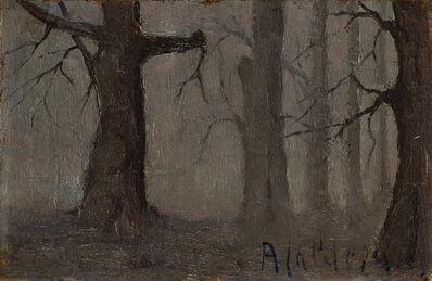 Antonio Calderara, 'Alberi', 1930