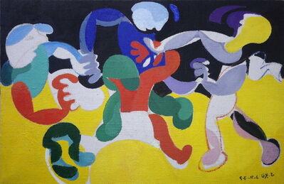 Houssam Ballan, 'Four Dancers', 2020