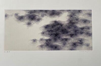 Toshihisa Fudezuka, 'Running Rain', 2019