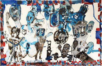 Locust Jones, 'No safe haven', 2014