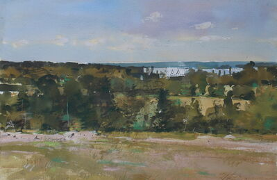Stephen Scott, 'Cambridge Narrows (NB)', 2019