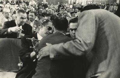 Robert Frank, 'Convention Hall - Chicago', 1955