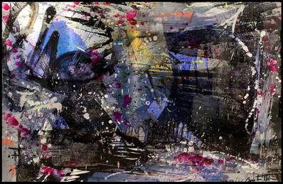 Cédric Bouteiller, 'Abstract sombre', 2018