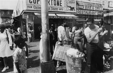 William Klein, 'Corner Store, Coney Island', 1980
