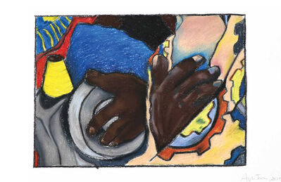 Ângela Ferreira, 'Pan African Unity Mural IV', 2019