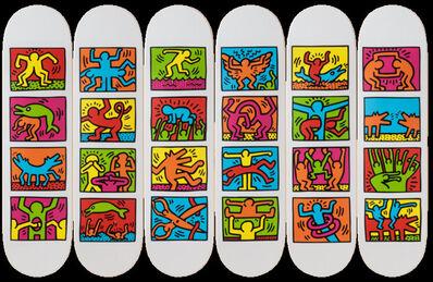 Keith Haring, 'Retrospect', 2019