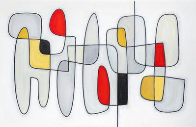 Mara Minuzzo, 'Composition No. 2003', 2020