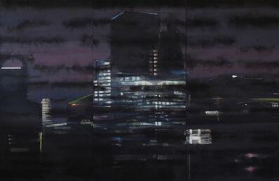 "Jonas Gasiūnas, '""The City - End of Romanticism""', 2016"