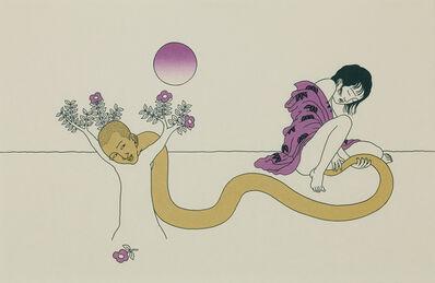 Toshio Saeki, 'Hana-Nagusami', 1972-2009