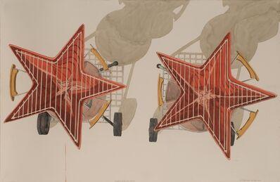 Los Carpinteros, 'Estrella y Barbacoa', 2008