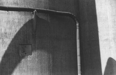 Ralston Crawford, 'Pipe on Side of Grain Elevator', 1950