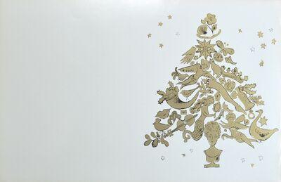 Andy Warhol, 'Christmas Tree', ca. 1957