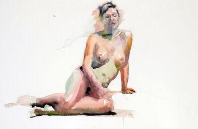 Marcelo Daldoce, 'Sarah on Infinite Background', 2015