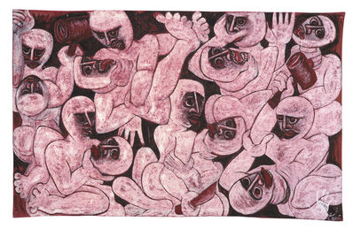 EL Loko, 'Gotteskinder - Weiß', 2004