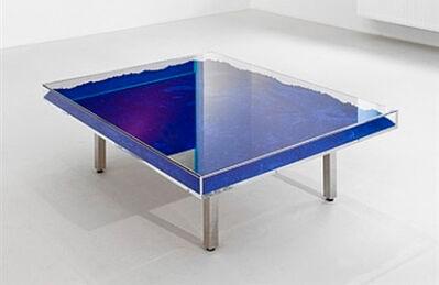Yves Klein, 'Table pigment Bleu 01', 2016