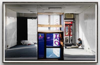 Marina Pinsky, 'Upstairs/Downstairs Studio', 2015
