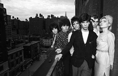 Norman Seeff, 'Chelsea Hotel; Blondie, New York', 1979