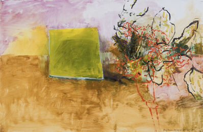 Mary Vernon, 'Still Life with Yellow Book', 2017