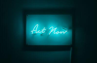 Indira Cesarine, 'ACT NOW (Turquoise)', 2020