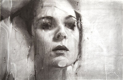 Alyssa Monks, 'Transfixed (drawing)', 2020