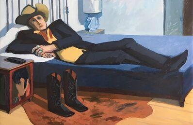Anna Lukashevsky, 'Cowboy', 2018