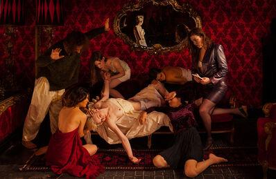 Nazif Topcuoglu, 'The Death of Cleopatra', 2015