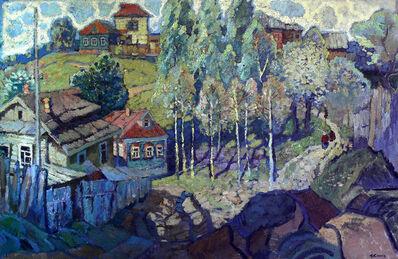 Vladimir Frolovich Stroev, 'A sunny day', 1976