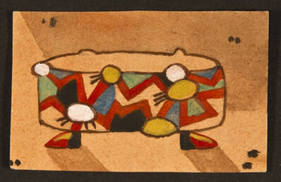 Xul Solar, 'Untitled', 1918-1919