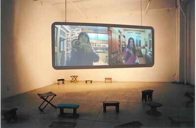 Song Dong & Yin Xiuzhen, 'Self-Shot ', 2002