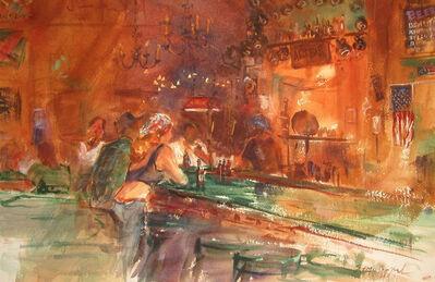 Sandra Oppegard, 'Al's Bar', Contemporary