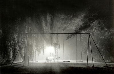 Michael Kenna, 'Swings, Catskill Mountains, New York, New York, USA, 1977', 1977