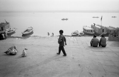 David Darby, ASC, 'Varanassi Morning, India', 2005